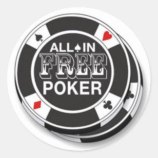 Adhesives Free Poker
