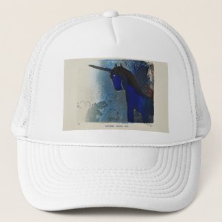 Adi Holzer Unicorn 1975 Trucker Hat