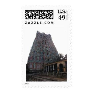 Adi Kumbeswarar Temple Postage Stamps