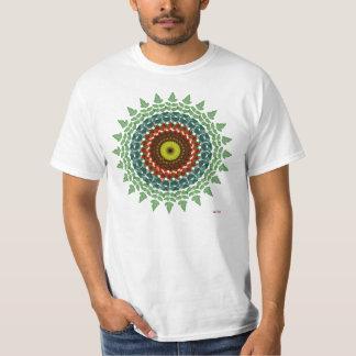 Adiantum Mandala T Shirt
