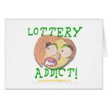 Adicto 002c a la lotería tarjetón