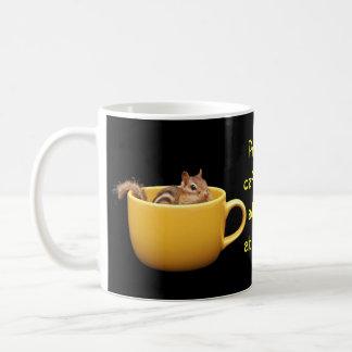 adicto a cafeína orgulloso taza clásica