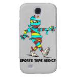 adicto a la cinta de los deportes