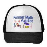 Adicto a la matemáticas gorra