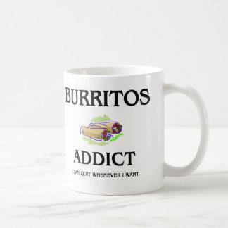 Adicto a los Burritos Taza