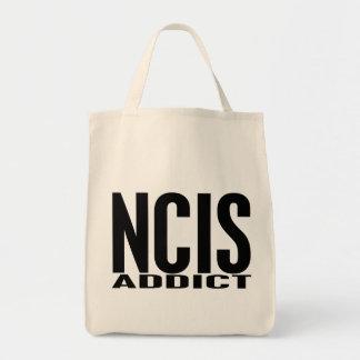 Adicto a NCIS Bolsa Tela Para La Compra
