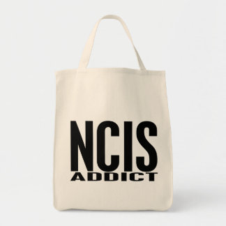 Adicto a NCIS Bolsa Lienzo