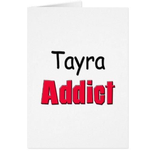Adicto a Tayra Tarjeta
