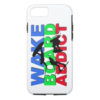 Adicto a Wakeboard Funda iPhone 7