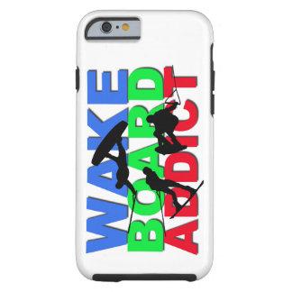 Adicto a Wakeboard Funda Resistente iPhone 6