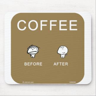 adicto al café del vimrod alfombrilla de ratón