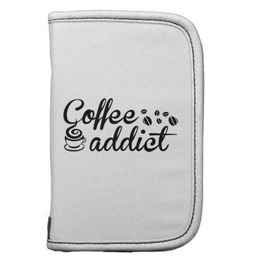 Adicto al café planificador