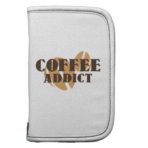 Adicto al café planificadores