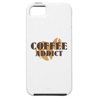 Adicto al café iPhone 5 Case-Mate carcasa