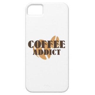 Adicto al café iPhone 5 Case-Mate carcasas