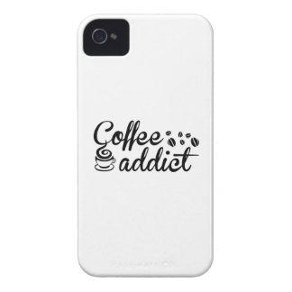 Adicto al café iPhone 4 Case-Mate cárcasas