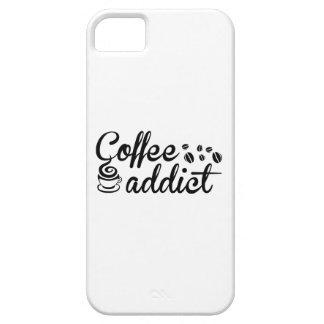 Adicto al café iPhone 5 Case-Mate funda