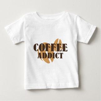 Adicto al café remera