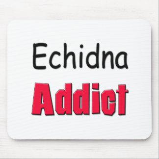 Adicto al Echidna Mousepads