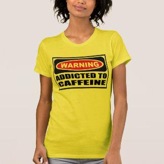 ADICTO amonestador a la camiseta de las mujeres Camisas
