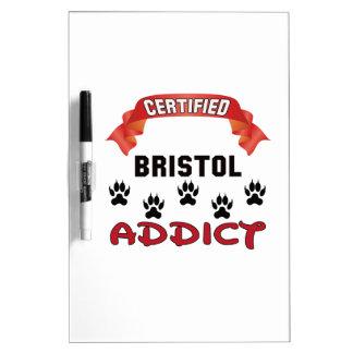 Adicto certificado a Bristol Pizarra Blanca