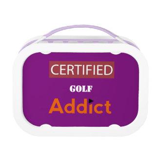 Adicto certificado al golf