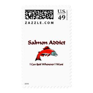 Adicto de color salmón