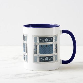 Adicto de costura taza