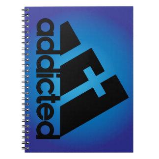 Adicto Spiral Notebook