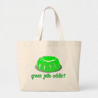 Adicto verde a Jello Bolsa