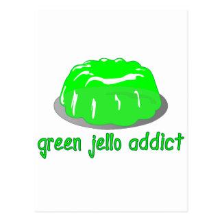 Adicto verde a Jello Postal