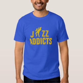 Adictos al jazz playera