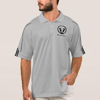 Adidas ClimaLite® de los hombres de Bombelkie que Polo