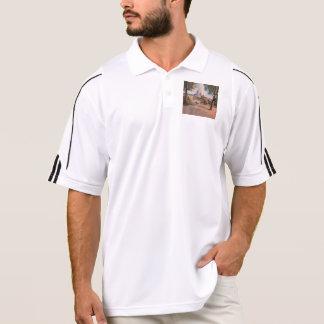Adidas de los hombres de Suiza (1) Golf los polos