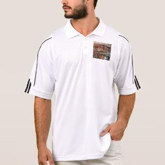 Adidas de los hombres de Suiza (3) Golf los polos
