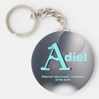 Adiel Keychain