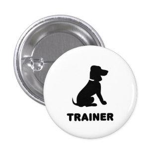 Adiestrador de perros pin redondo de 1 pulgada