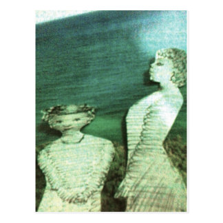 Adilade and Matilda Postcard