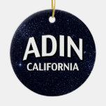 Adin California Ornamentos De Reyes