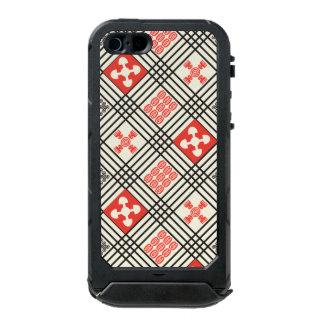 Adindra textile incipio ATLAS ID™ iPhone 5 case