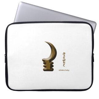 Adinkra - Akoben Computer Sleeves