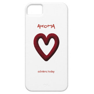 Adinkra - Akoma - phone cover iPhone 5 Case