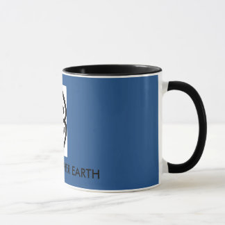 Adinkra  Divine Mother Earth Mug