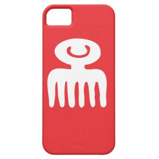Adinkra Duafe iPhone 5 Covers