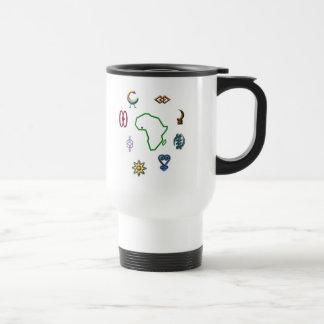 Adinkra - Ghana - Mug