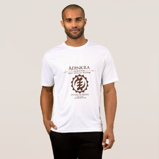 Adinkra: God is king T-Shirt