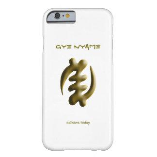 Adinkra - Gye Nyame Barely There iPhone 6 Case