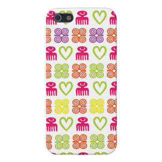 Adinkra Iphone iPhone 5 Covers