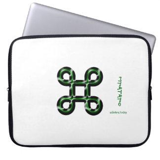 Adinkra - Mpatapo Laptop Sleeves