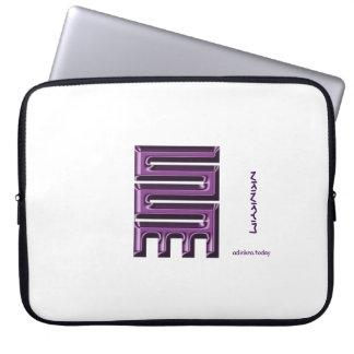 Adinkra - Nkinkyim Laptop Computer Sleeves